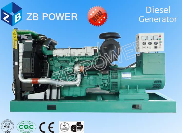 Global Quality Approved 100KW Electric Generator Powered by Cummins 6BTA5.9-G2 Diesel Generator