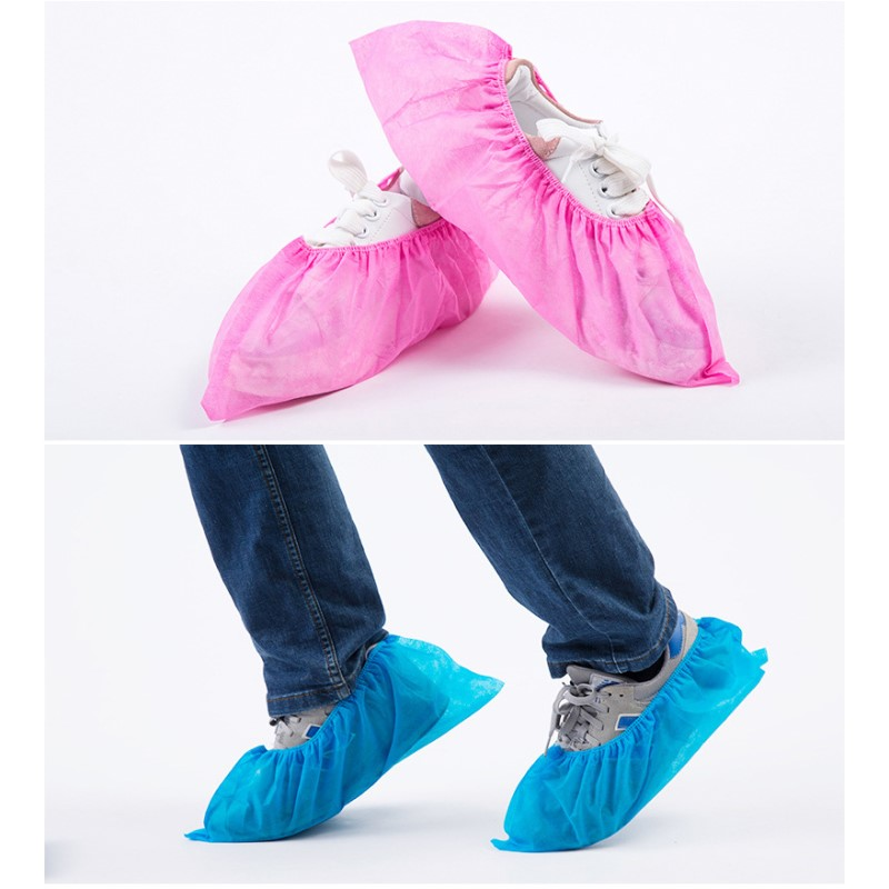 Non-woven Dustproof Breathable Isolation Covers Disposable Shoe Covers