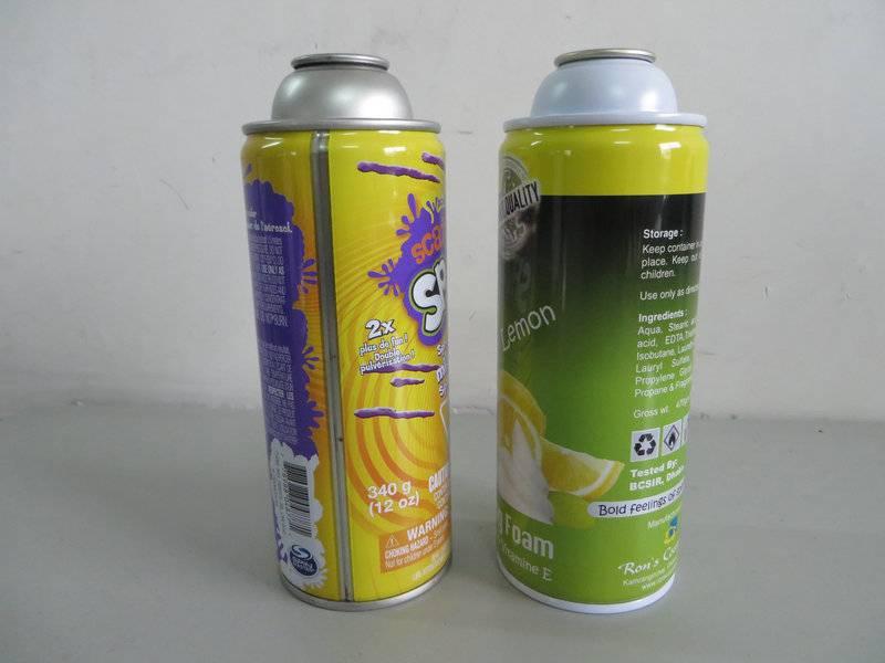 selling empty aerosol can for shaving foam/400ML