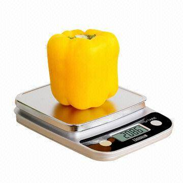 Unique best kitchen scale CK772 Mini Kitchen Scale, 5kg with Auto Power-off Functions and Gigh-preci