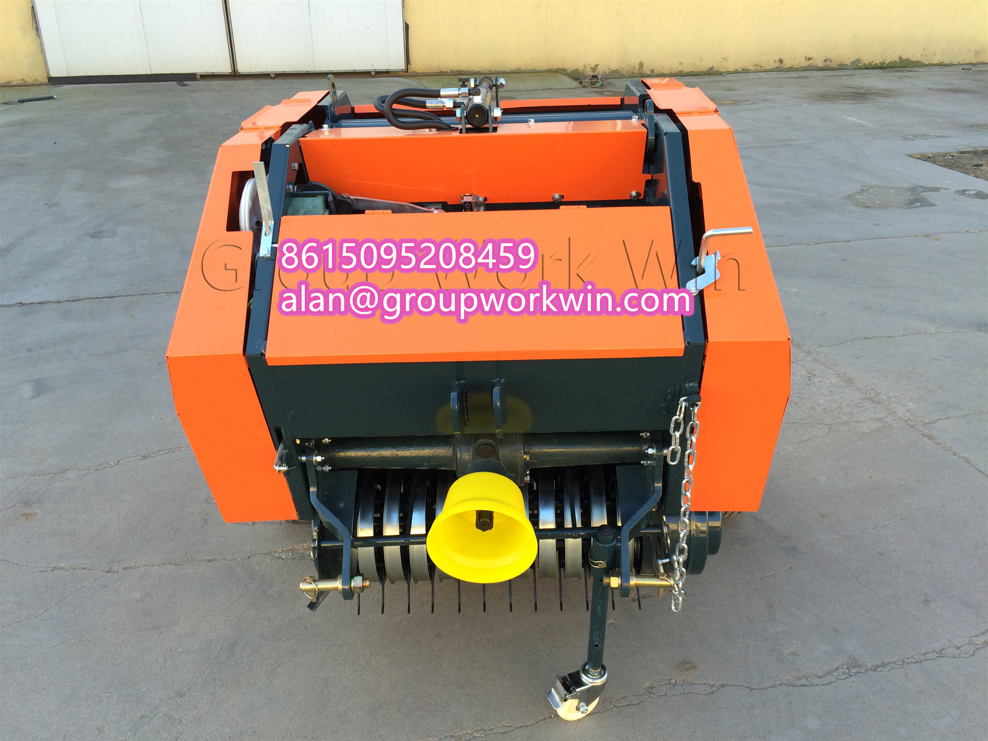 agricultural equipment baler form china