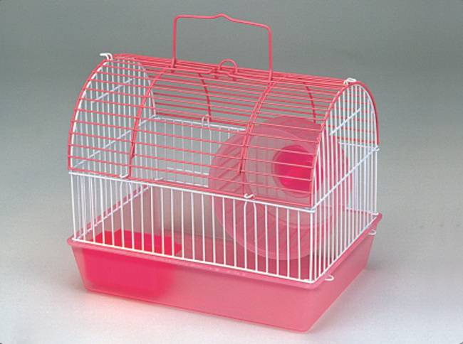 2A hamster cage Hamster fun home small animal cage