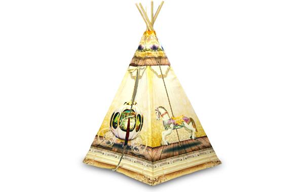 Looka Tent (Merry Go Round)