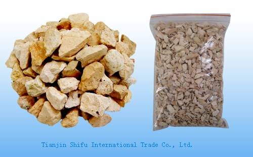 Abrasive grade bauxite