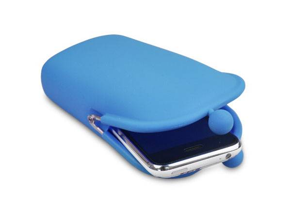 Silicone change purse/pouch/wallet