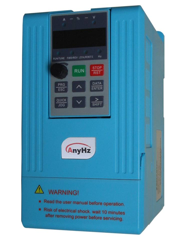 single phase frequency inverter with vector control ac drive