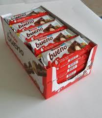 KINDER BUENO T2 X 30 X 4/CASE