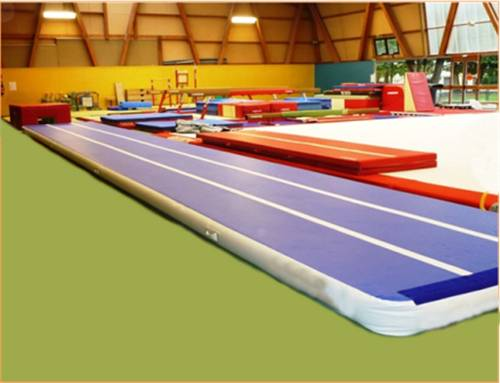 Gymnastics Air Track for tumbling