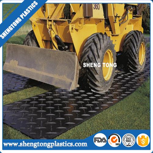 FREE sample,UHMW polyethylene temporary road mat