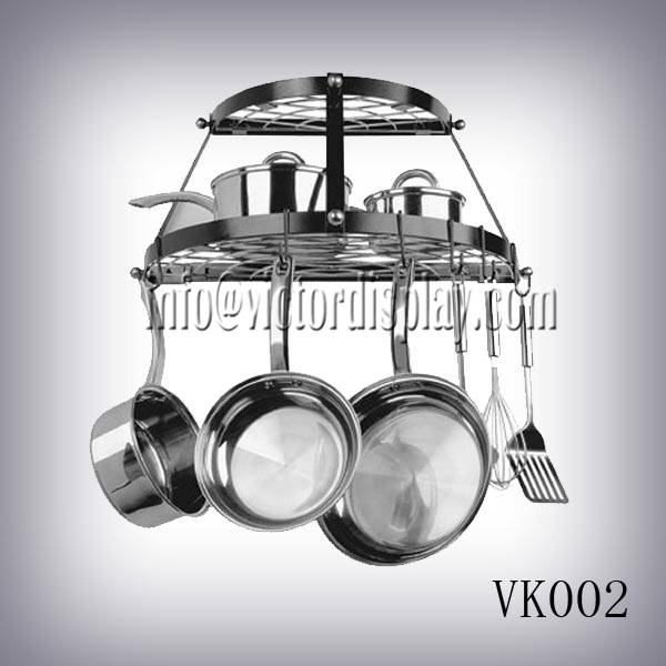 Kitchen Rack for Pans and Pots VK002