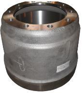 FUWA Brake Drum 3602E