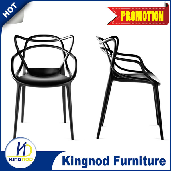 Modern Design Polypropylene Plastic Master Chair For Dining Room C-486