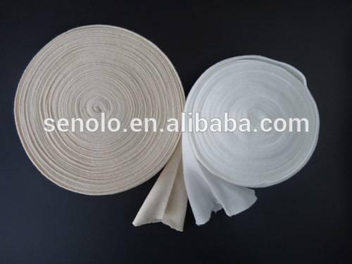 Medical casting tubular stockinette padding bandage
