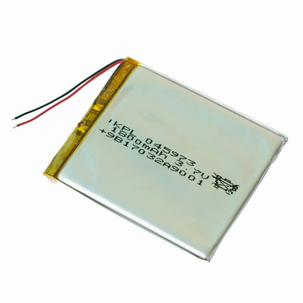 Lithium Polymer Battery for GPS
