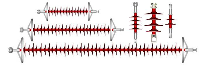 Composite Long Rod Insulator