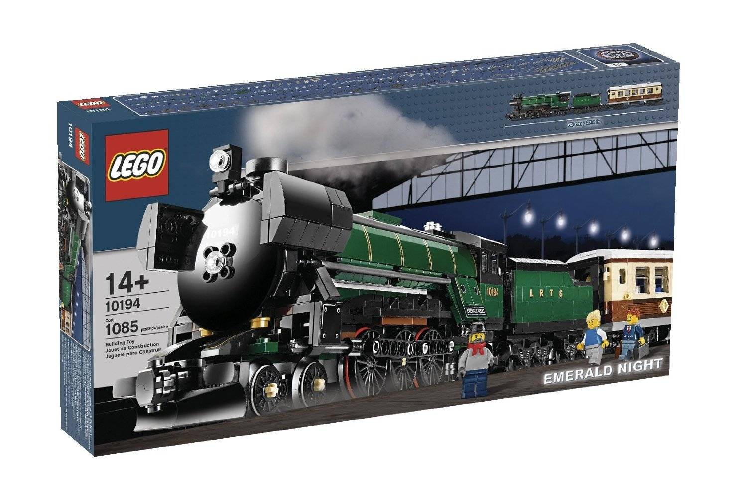 WHOLESALE LEGO Creator Emerald Night Train 10194 Sets