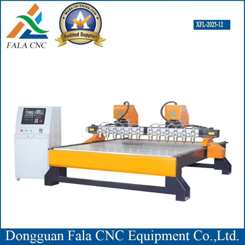Woodworking Engraving Machine CNC Router for Woodworking (Xfl-2025-12)