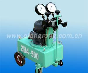 53Mpa & 80Mpa Hydraulic oil pump