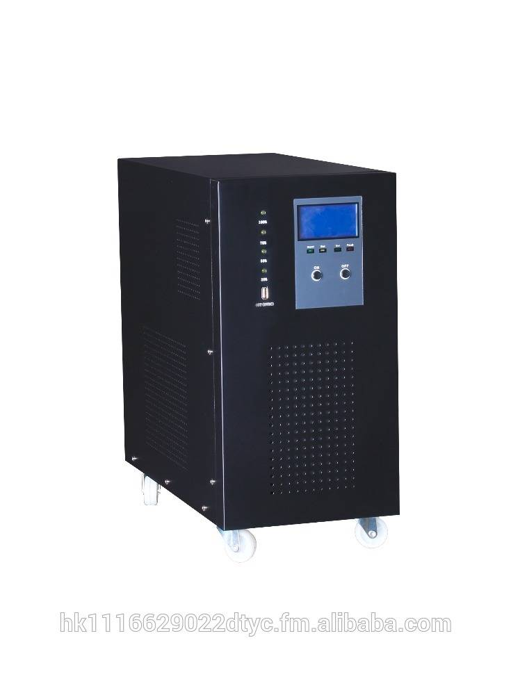 single phase frequency inverter with MPPT controller for solar mounting system