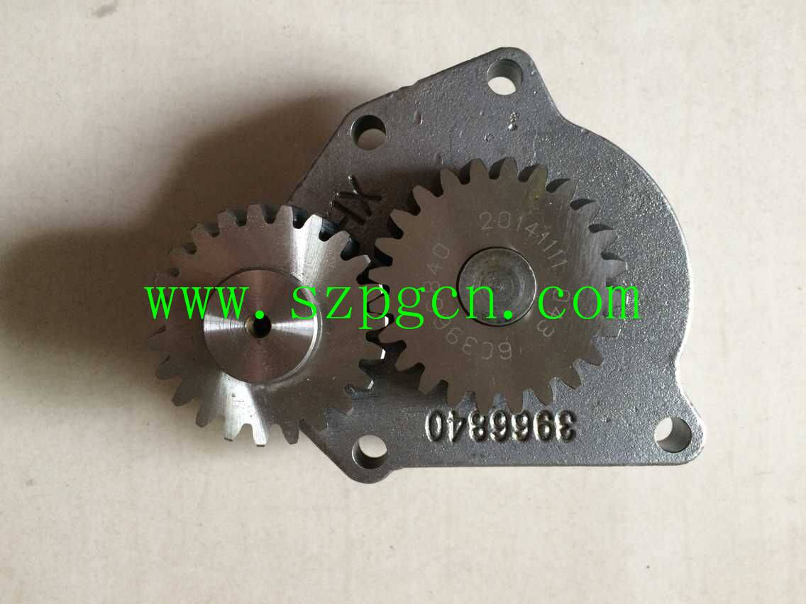 Diesel Engine 6CT 230V Oil Pump 3966840 3948072 for Excavator