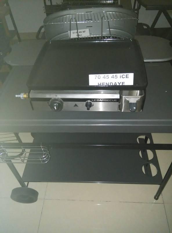 indoor  insert gas bbq grill