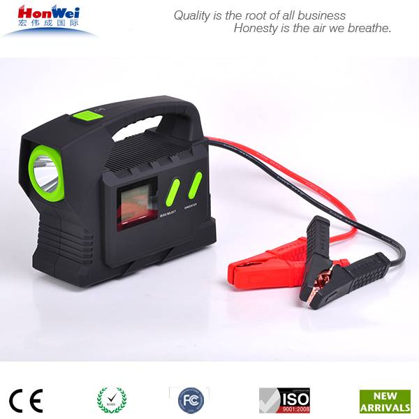 24V Truck emergency jump starter battery