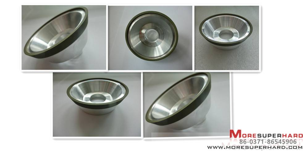 Hybrid Diamond /CBN Grinding Wheel