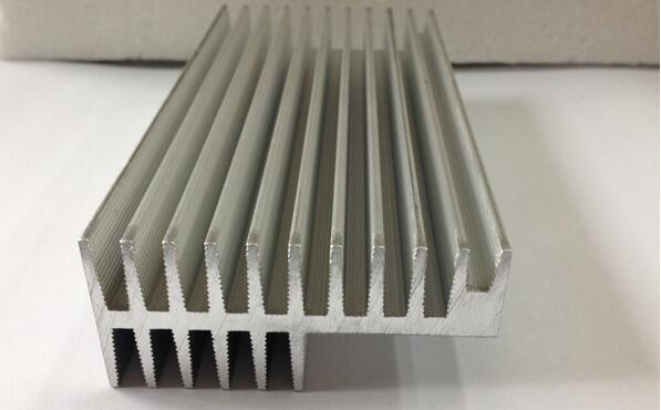 powder coating T3 T4 T5 T6 Solar Aluminum Profile customer drawing
