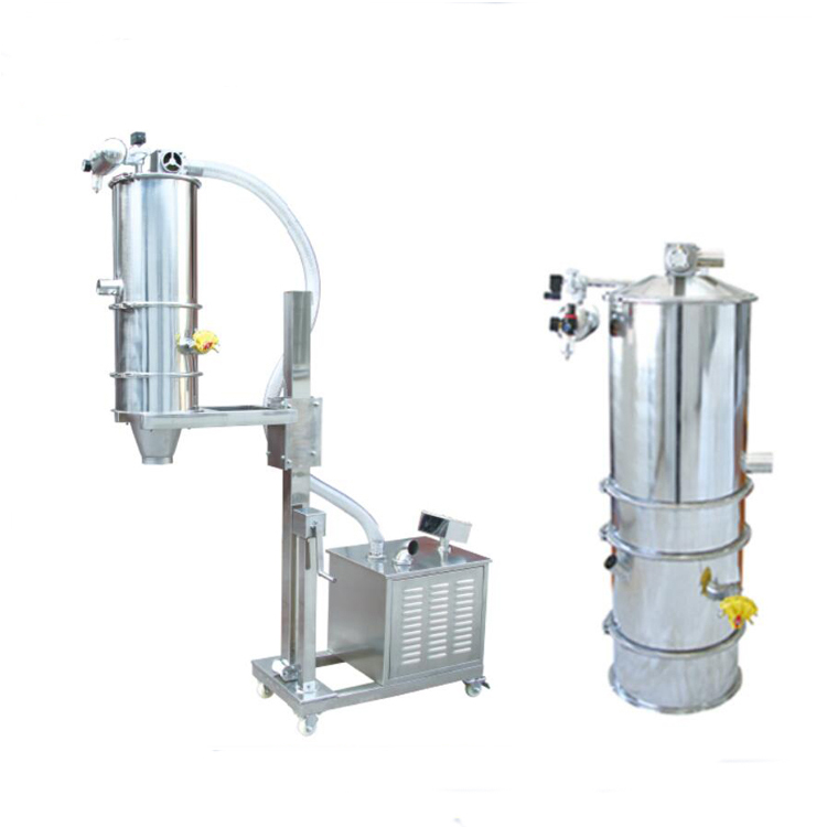 Automatic vacuum feeding machine for powder granular vacuum conveyor suit for packing machine