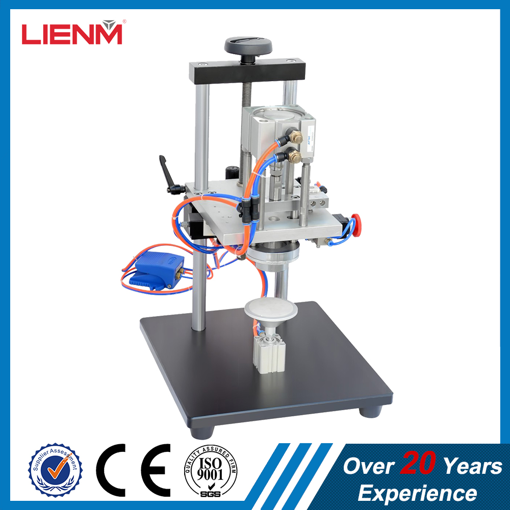 Guangzhou Factory Supply Newest Perfume Crimping Machine for Sprayer