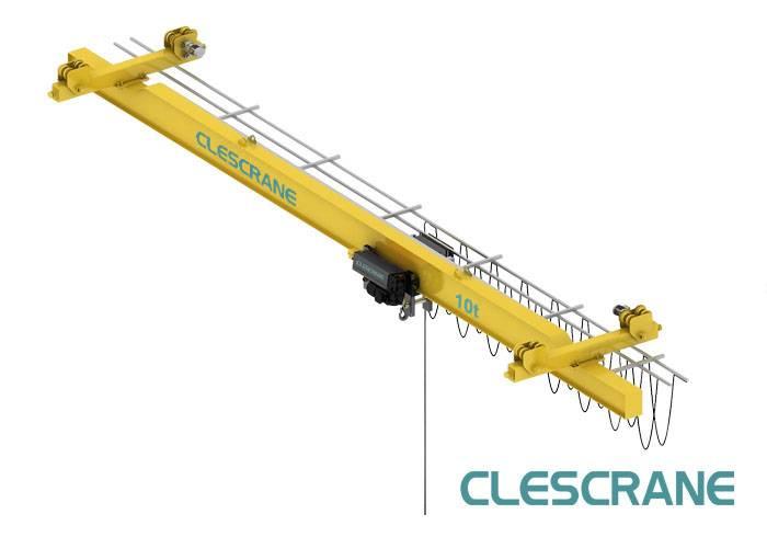 CHX Series Suspension Overhead Crane Single Girder Indoor Use Crane