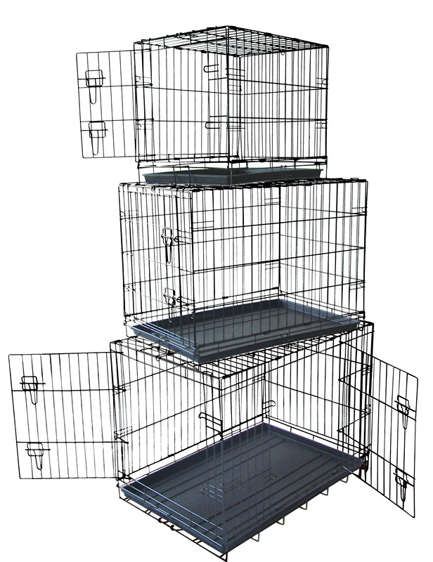 Wire Dog Home, Healthy Material Dog Cage