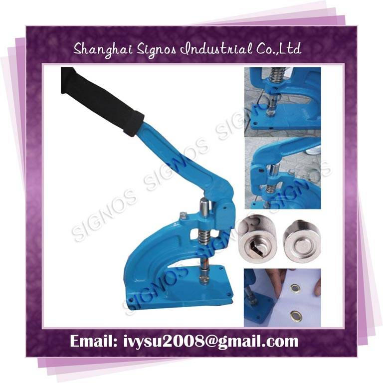 manual grommet machine
