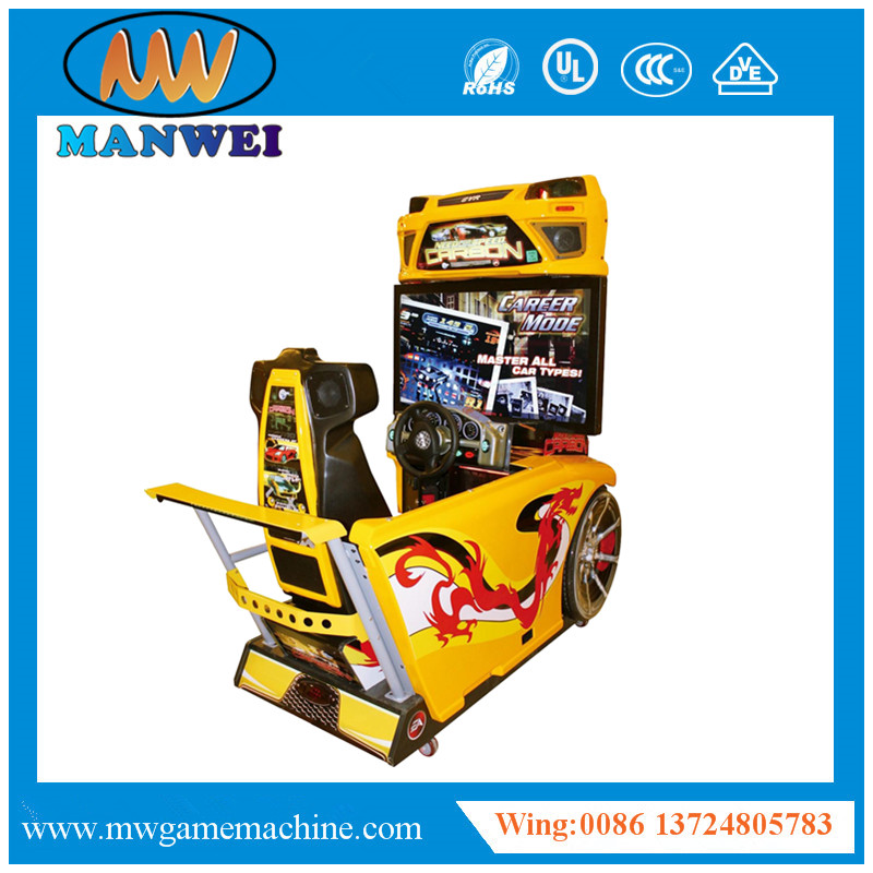 Coin Popular Amusement Arcade Sonic Car Racing Game Machines for Sale for Children