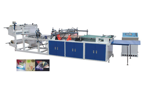 Computer Control Plastic Flower Bag Making Machine