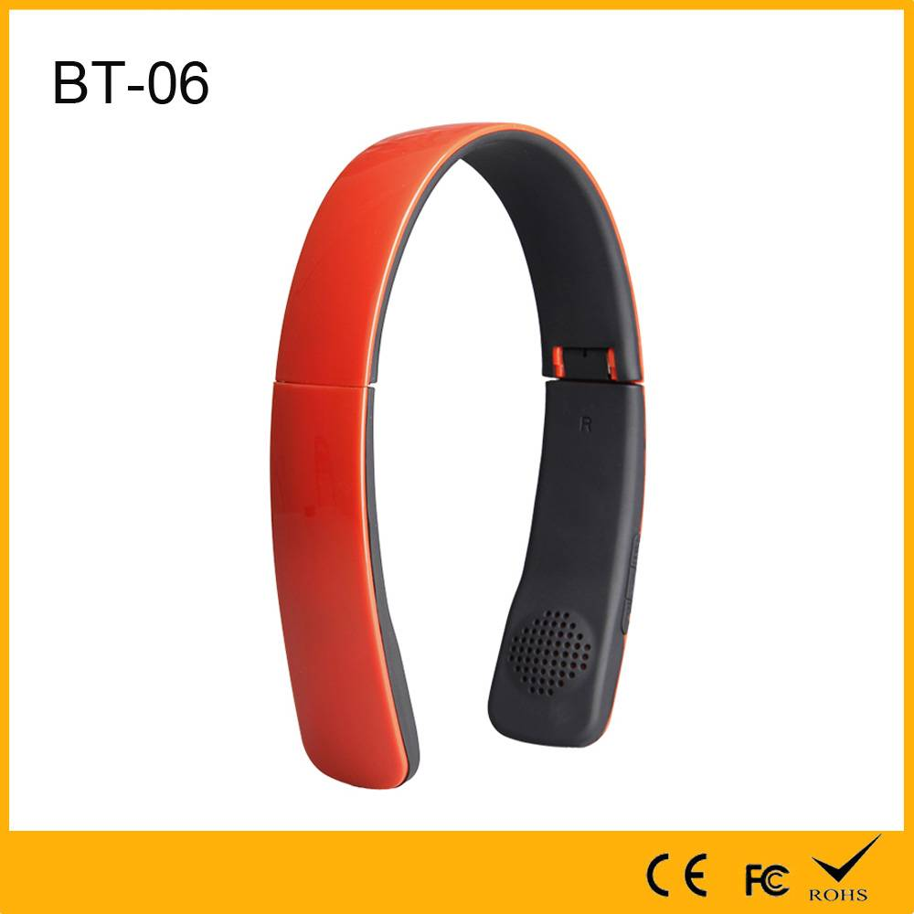 Golden Supplier with factory made hot bluetooth private label headphone without wire in shenzhen for