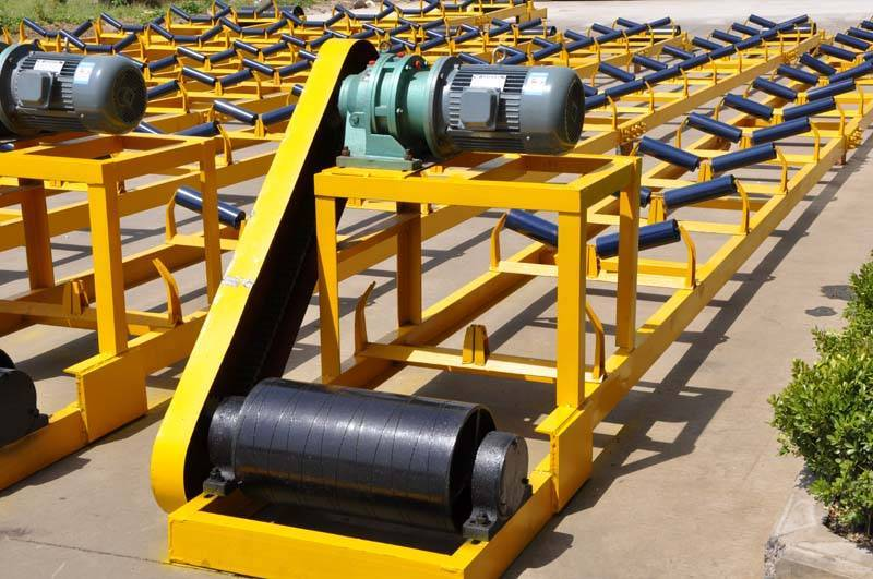 B type conveyor belt construction machinery