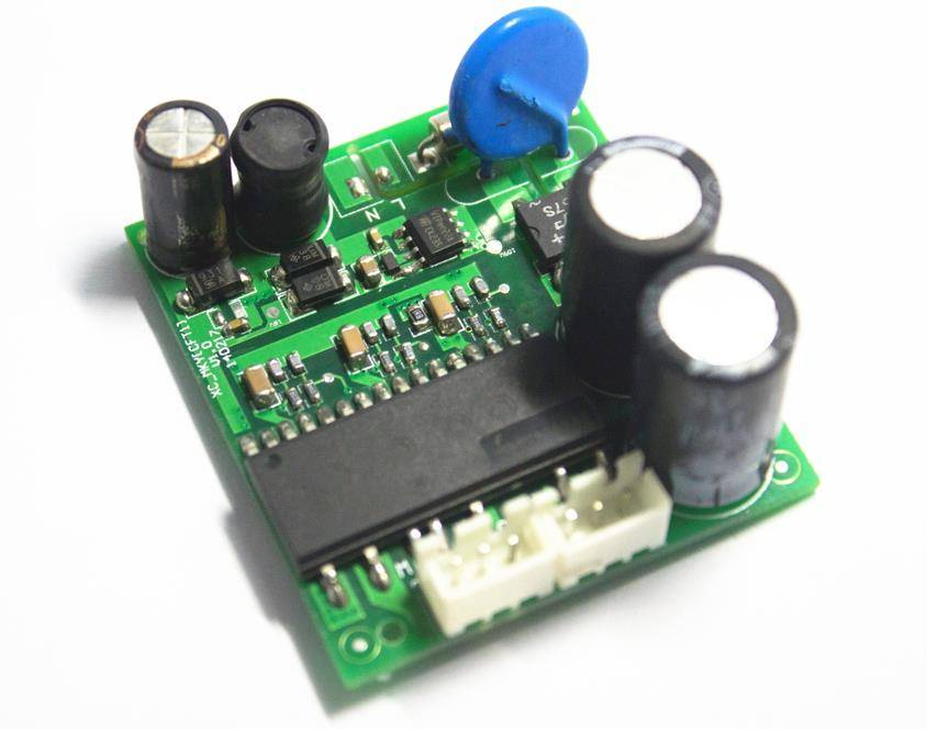 Garden Blower BLDC Motor Controller