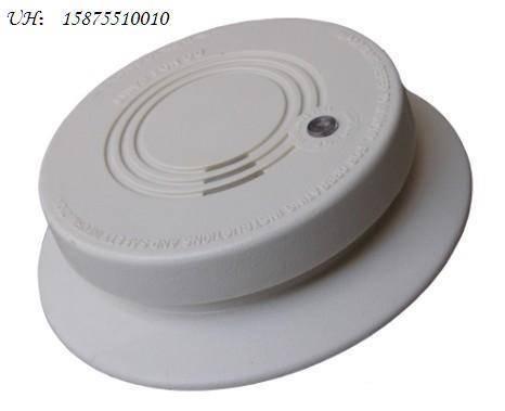 Ceiling carbon monoxide alarm