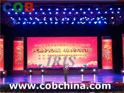 Rental die casting aluminum cabinet display Indoor rental led stage audio visual led equipments led