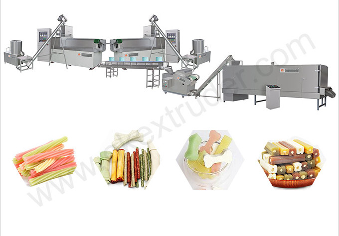 Pet Chews/Treats Production Line