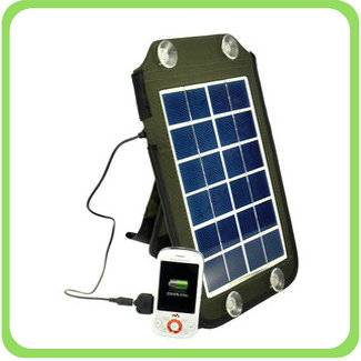 Solar Mobile Charger (SP-T5)