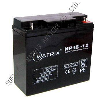 ups batteries 12V18AH Maintenance-free lead-acid batteries for ups