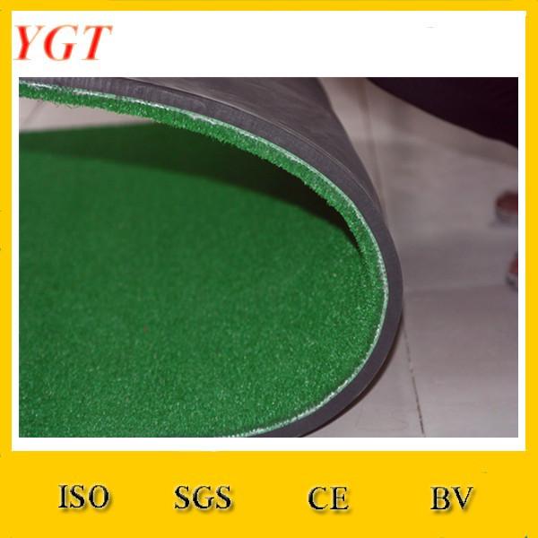 Hot Sale Artificial Grass Golf Swing Training Practice Mat