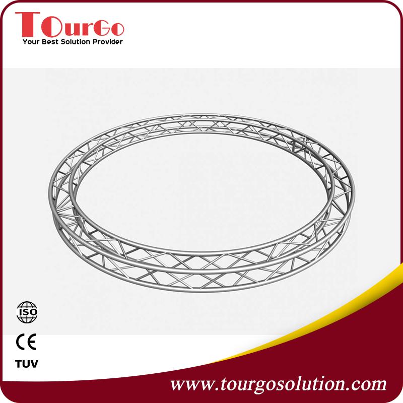 Aluminum Rotating Lighting Circle Truss Diameter 6.0m