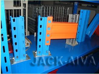 Machines for manufacture storage racks
