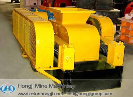 Hot sale high quality high efficient roll crusher