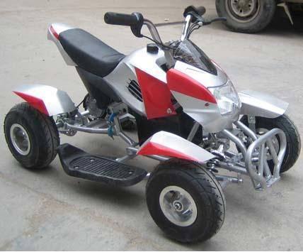 24v 300w electric quad