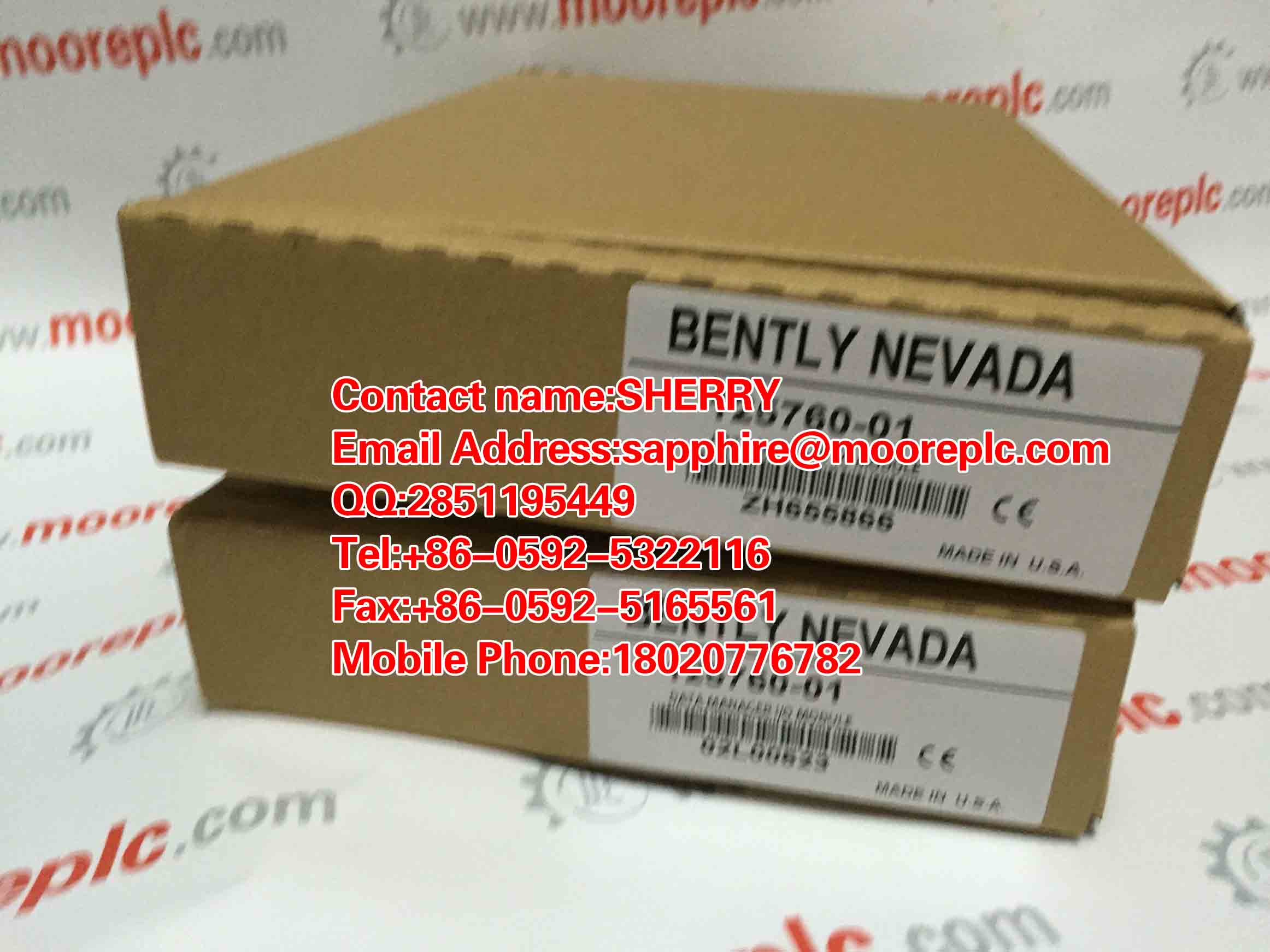 BENTLY NEVADA 3500/72M new factory seal