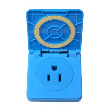 US water resistant receptacle